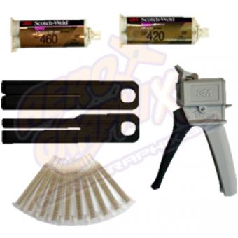 3M™ Scotch-Weld™ Epoxy Adhesives Starter Kit