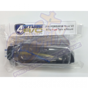 4titude 16oz V2 Fuel Tank RTU/W (With mounting material)