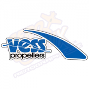 Vess Gas Wood Propeller