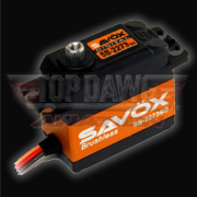 Savox SB-2273SG High Voltage High Torque Brushless Steel Gear Digital Servo