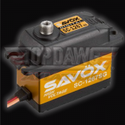 Savox1267SG Super Speed Steel Gear Digital Servo (High Voltage)