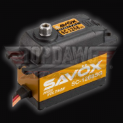 Savox1268SG High Torque Steel Gear Digital Servo (High Voltage)