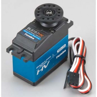 Futaba BLS157HV High Voltage Ultra Torque Servo