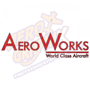 Aero Works Long Logo