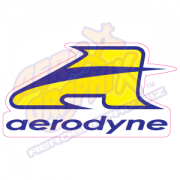 Aerodyne Logo (Blue/Yellow)