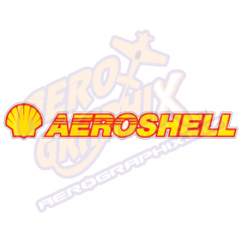 AeroShell Logo (Yellow/Red)