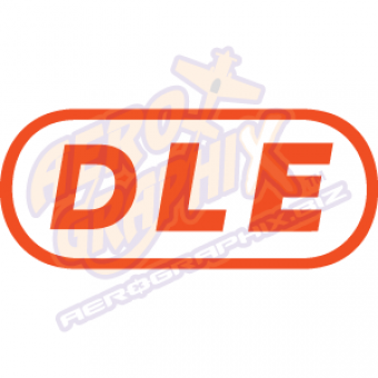 DLE Engines Logo SIngle Color