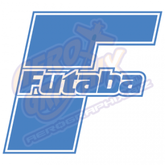 Futaba (F) Decal