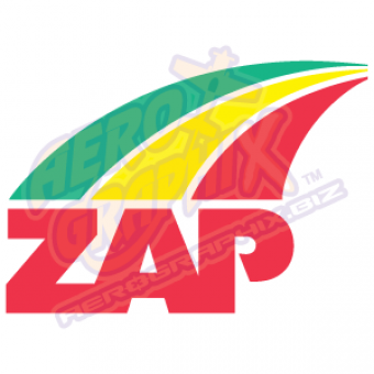 ZAP Glue Logo multi color