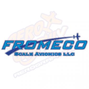 Fromeco Logo (Light Blue/Dark Blue)