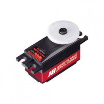 JR MP91R WIDE-VOLTAGE BRUSHLESS RETRACT SERVO