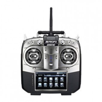 JR 28X DMSS 2.4GHZ 28 CHANNEL SYSTEM WITH TX CASE AND RG031BX RX