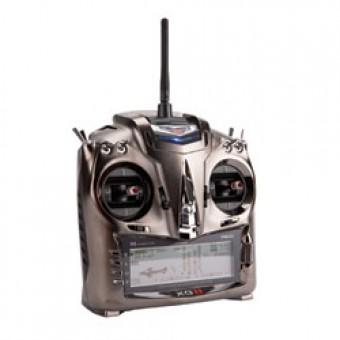 JR XG11 11-CH DMSS TRANSMITTER W/RG1131B RX, DT