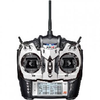 JR XG14 14CH DMSS SYSTEM W/RG731BX XBUS RECEIVER
